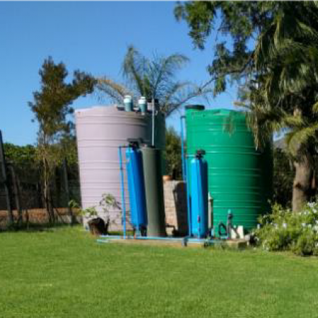 Fine Bubble Technologies Well Water Treatment